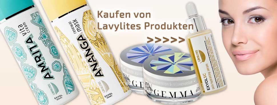 Hinweise zum Einkauf von Lavylites Produkten Lavyl Auricum sensitive Spray